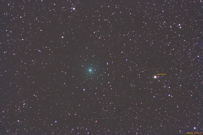 Cometa Hartley