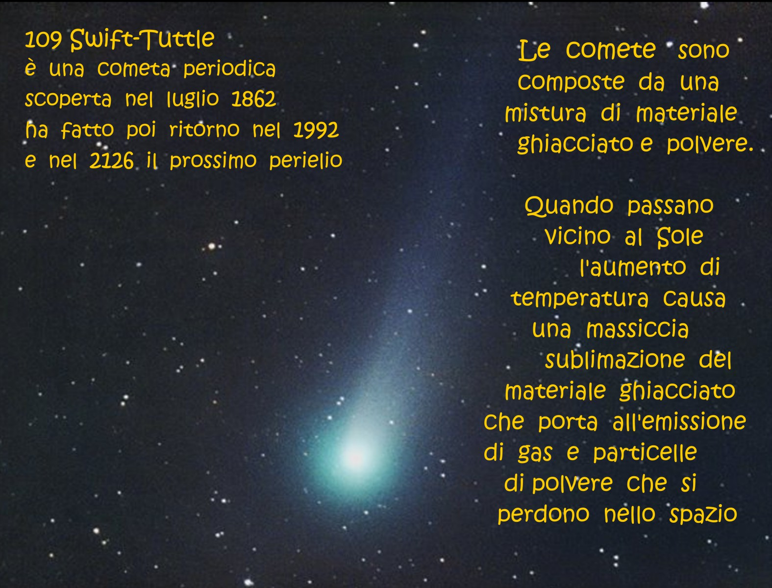 Cometa Swift-Tuttle