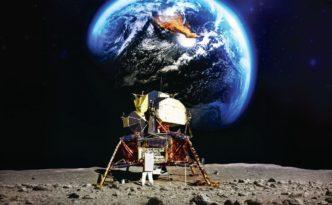 La Luna che cambiò il Mondo
